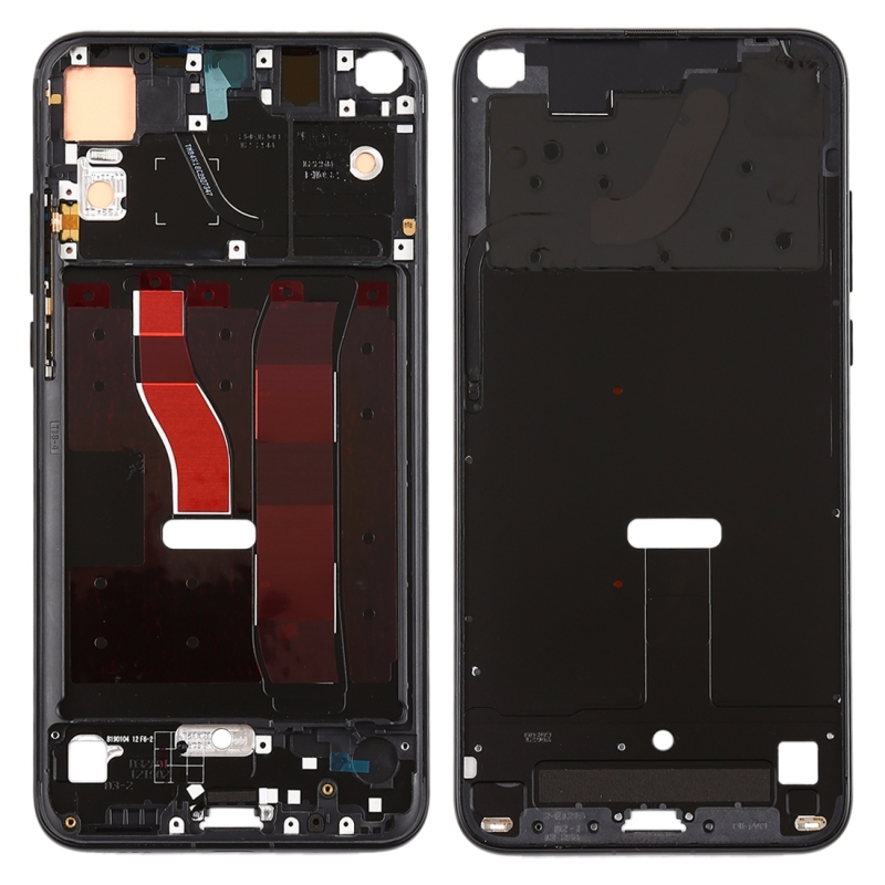 High Quality  Front Housing LCD Frame Bezel Plate with Side Keys for Huawei Honor V20 (Honor View 20)