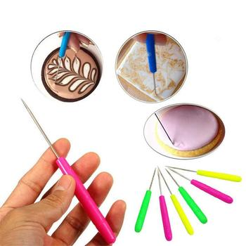 1 to 10 Pcs Stirring Needles as Kitchen Accessories for Decorating Cakes and Biscuits