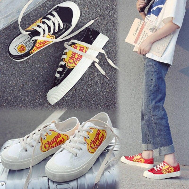Nouvelle 1 3 Fond Femmes Sauvage Chaussures slip Plat Respirant De Toile Casual Tête Ronde Non 2 rwqHFr