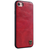 Mayround Leather Vintage Cases For Iphone7 Plus Silicone Case Luxury Ultra Thin Shockproof Business Covers For