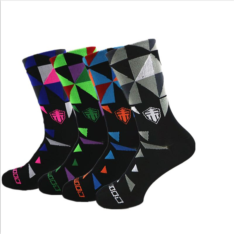 2019 New Professional Brand Sport Outdoor Socks Breathable Road Bicycle Socks/Mountain Bike Socks/Racing Cycling Socks