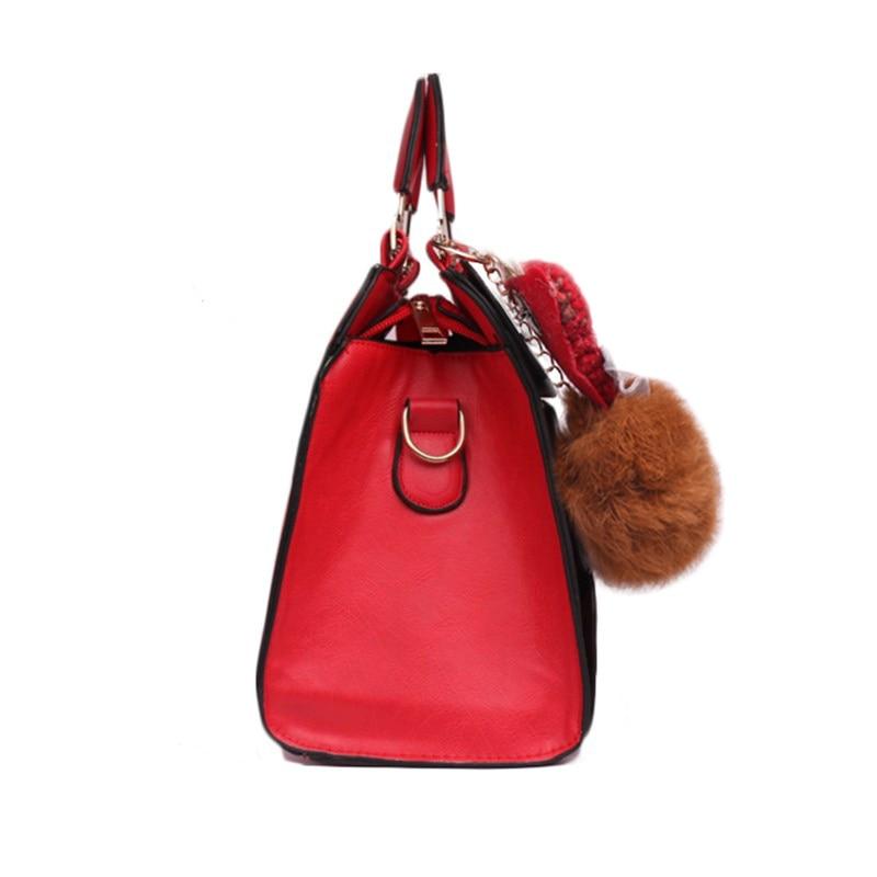 Il Cuoio Donna Tracolla Di Daunavia Crossbody rosso grigio Progettista Alta Nero Delle lavanda Boston Del Borsa A Bag Donne Borse Lusso Qualità wqA64