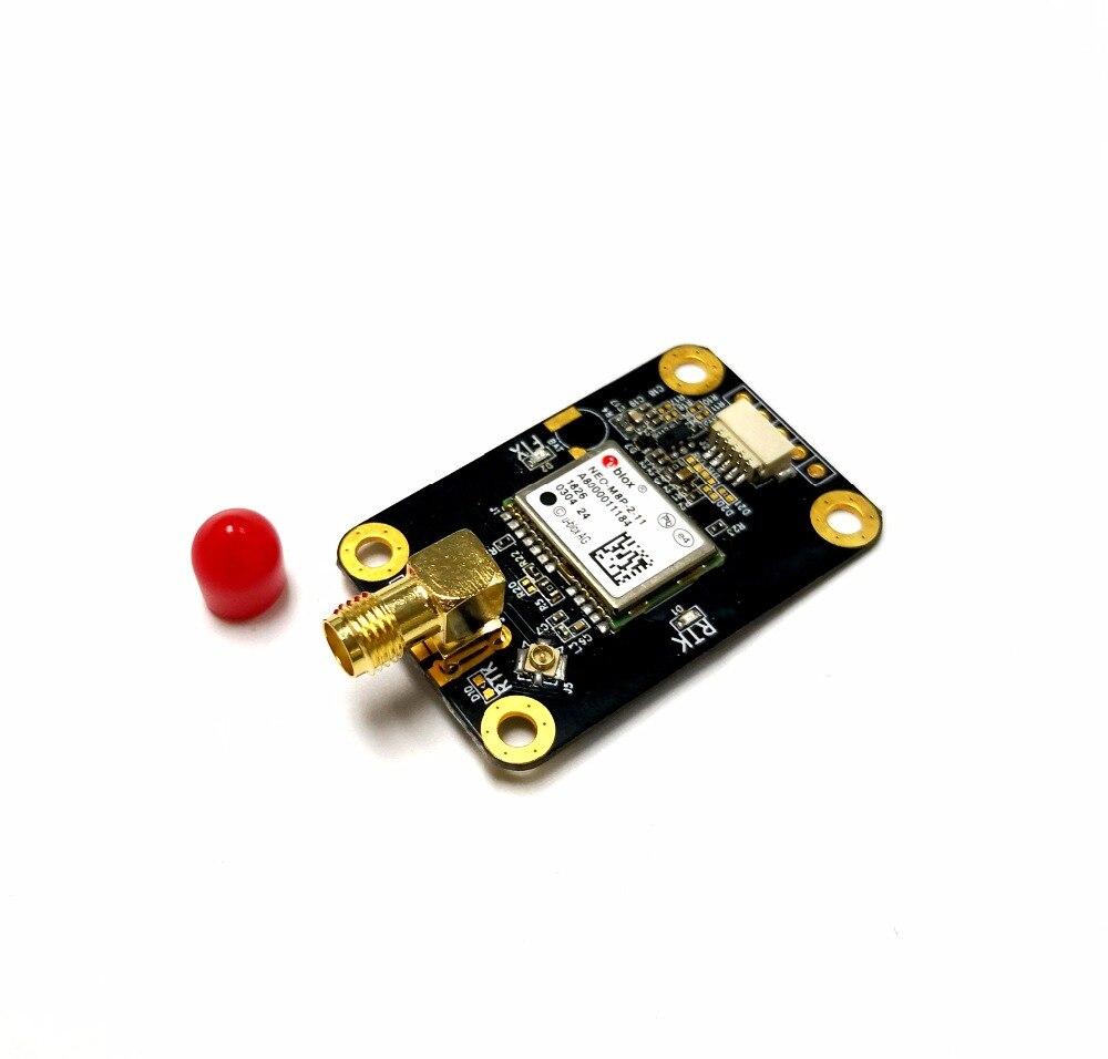 RTK GNSS Module neo-m8p-2-11 Haute précision GPS GLONASS RTK GNSS Module UART niveau