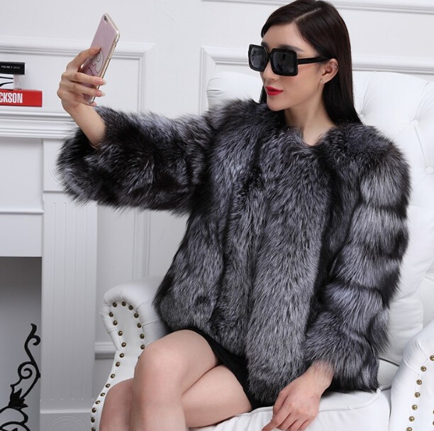 Cheap Real Fur Coats Promotion-Shop for Promotional Cheap Real Fur ...