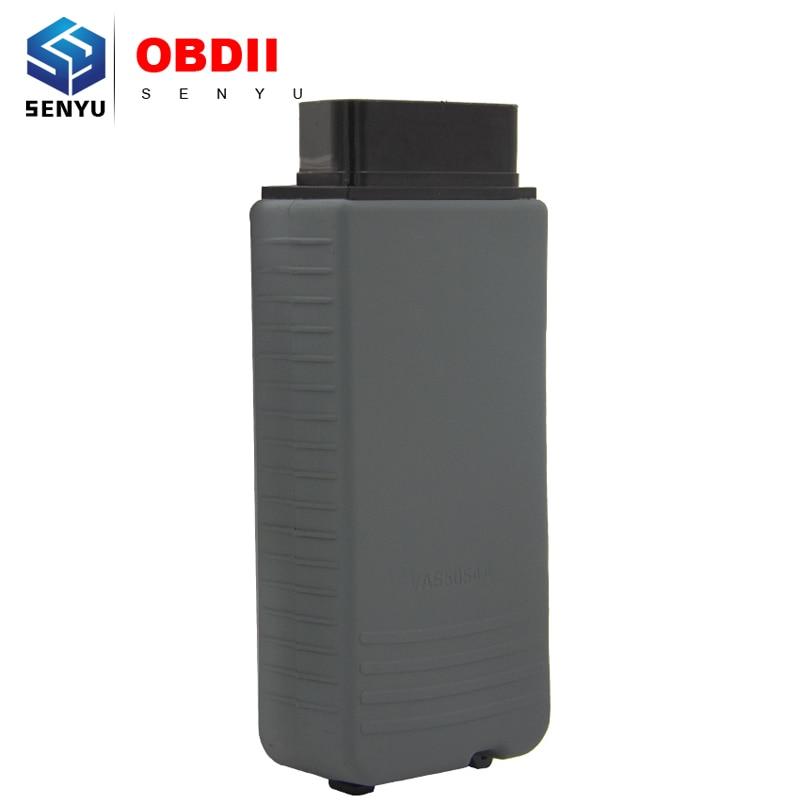 Prix pour VAS 5054A ODIS V4.0.0 Bluetooth ODIS V3.0.3 Soutien UDS Protocoles Outil De Diagnostic sans OKI Plein Puce Multi-Langue Vas 5054a