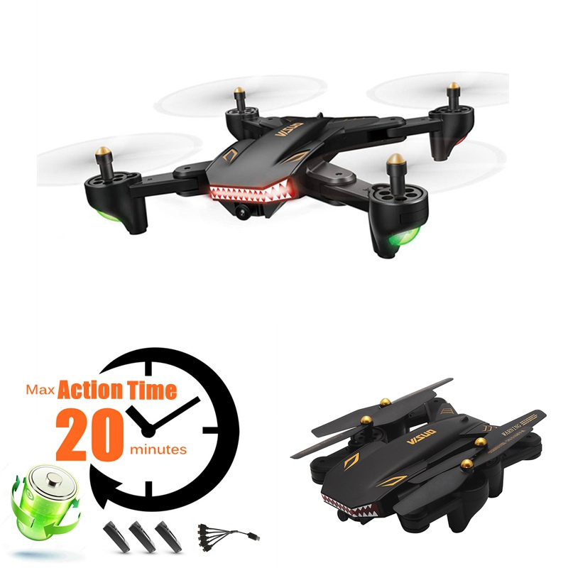 Fpv Drones With Camera Wifi Quadcopters Long Time Flying Camera Dron Rc Helicopter Remote Control Toys For Kids Xs809s Copters mini wifi fpv drones 6 axis rc dron jjrc h20w quadcopters with 2mp hd camera flying helicopter remote control toys nano copters