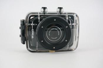 Waterproof sports camera, 2