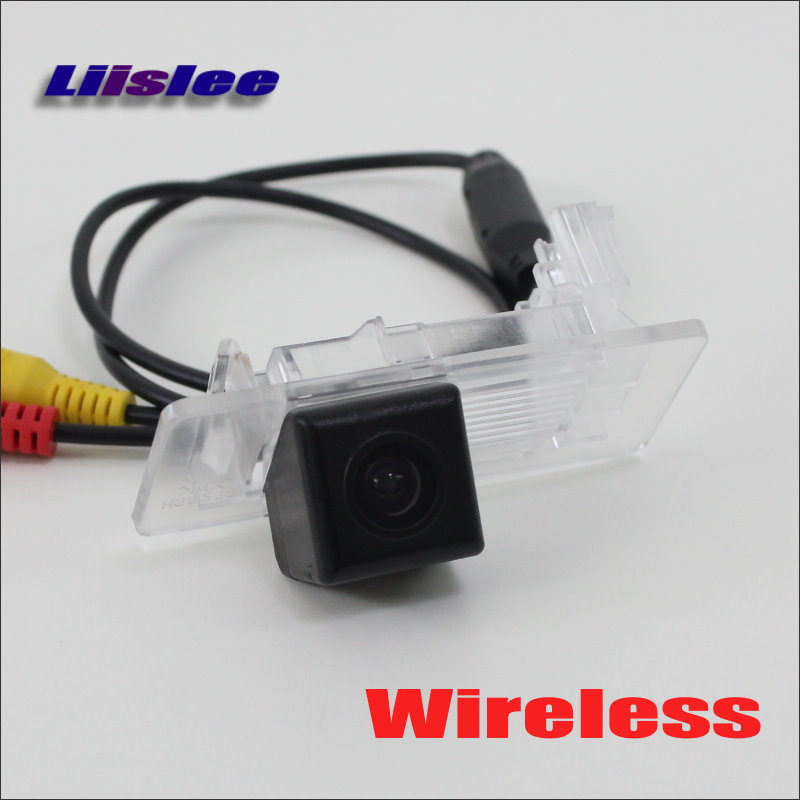 Liislee Wireless Rear Camera For Porsche Panamera 970 2010~2015 / Parking Camera / HD Night Vision / DIY Easy Installation