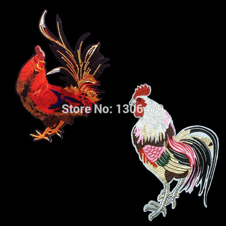Exquisite Soluble Embroidery Fabric Sticker Clothes Patch DIY Clothing Accessories RS1214