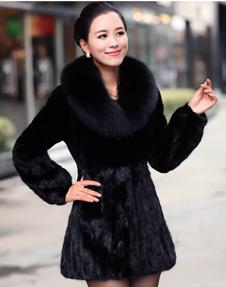 Online Buy Wholesale fur coats discount from China fur coats