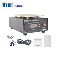 UYUE Latest Screen Separator Machine Kit For IPhone For Samsung Build In Pump Vacuum LCD Separator