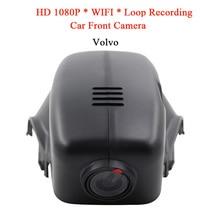 140 diploma WIFI Waterproof HD 1080P Automotive DVR Digital camera Night time Imaginative and prescient Entrance Digital camera For Volvo Monitor Recorder GPS Loop Recording