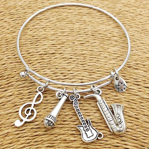 Latest Collection Of Music Aa Adjustable Bracelets Bangles Gift For Men Bracelets & Bangles Women Aa1537 By Scientific Process Jewelry & Accessories