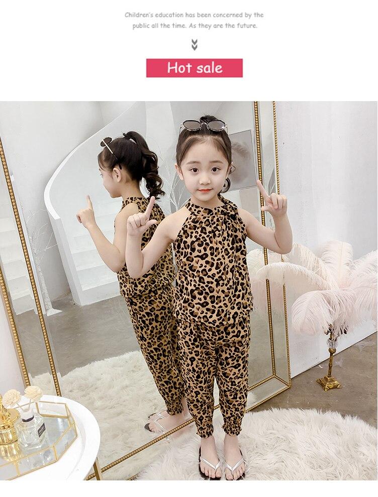 2020 novas crianças conjuntos de roupas verão