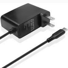 цена на AC Adapter Power Supply for Nintendo Switch Wall & Travel Charger Plug Cord US/EU