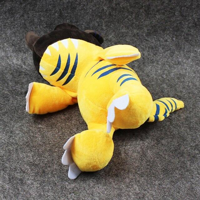 1 pièces 32cm dessin animé Anime Digimon aventure Greymon doux peluche jouets poupée pour cadeau pour enfants