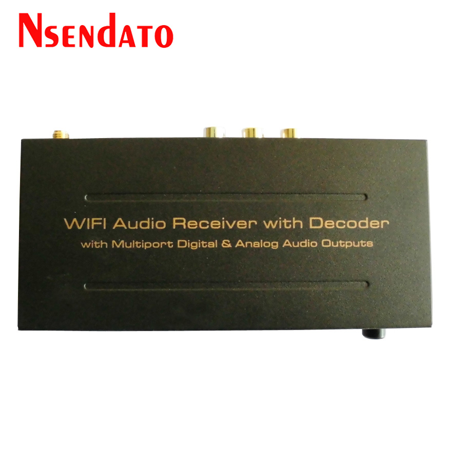 wifi Audio Receiver with decoder (2)