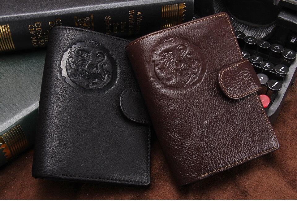 titular carteiras homem portomonee passaporte capa bolsa