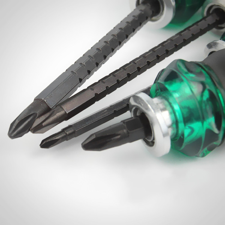 Multifunction Magnetic Double Headed Screwdriver Set
