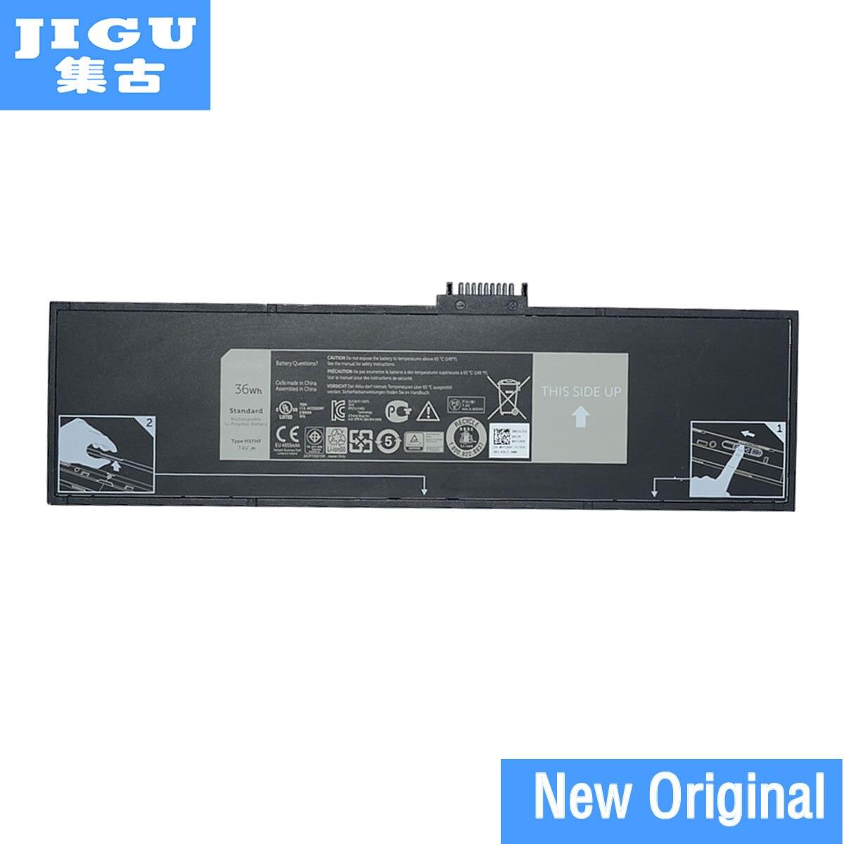 Оригинальный аккумулятор для ноутбука JIGU HXFHF для DELL Venue 11 Pro (7130) 11 Pro (7139) 11 Pro 7310