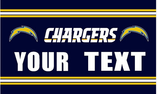 ᗔ3ft X 5ft San Diego Chargers Chargers Flag 【】 Your Your