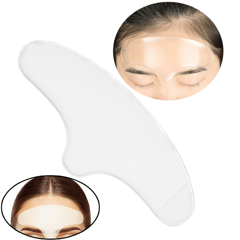 4pcs Silicone Anti Wrinkle Eye Pad Reusable Face Lifting Forehead Pad Wrinkle Treatment Anti Wrinkle Remover Skin Care Drop Ship