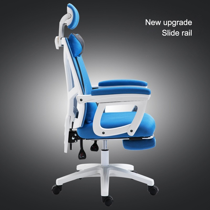 Russian Monopoly Ergonomic Game Chair Home Office Lounge Chair Liftable Rotating Chair