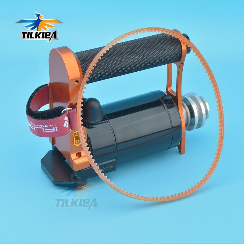 Rc Boat High Power High Torque Starter Electric Starter for Zenoah RCMK Gas Marine Engine Rc