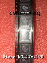 10ピース/ロットcm1671a kq CM1671A tqfp 液晶ロジックボードチップqfp