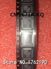10 sztuk/partia CM1671A KQ CM1671A TQFP 64 LCD płyta chip QFP