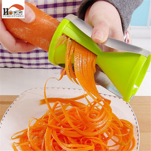 CUSHAWFAMILY Creative Kitchen gadgets fruit&vegetable Manual Twist Cutter Crusher Blenders peeler home&restaurant cooking Tools