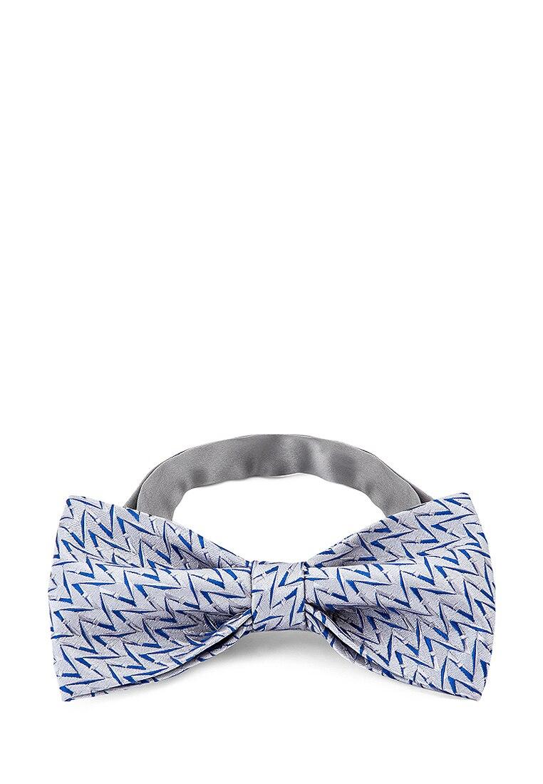 Bow tie male CASINO Casino poly gray 703 10 22 Gray