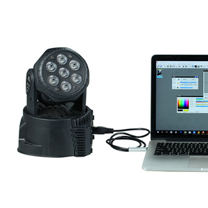Image 4 - USB Кабель адаптер YIYANG для интерфейса DMX, длина 110 см, контроллер DMX512 для сцсветильник, контроллер DMX, USB преобразование сигнала