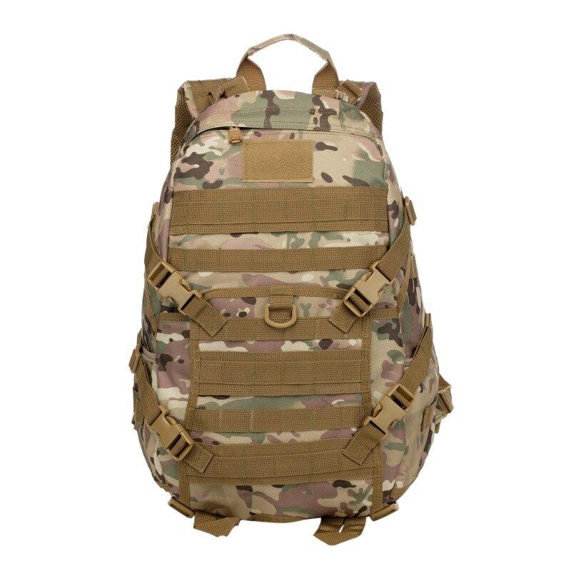 Ventilateur d'armée en plein air sac à dos étanche paquet tactique Forces spéciales Camouflage voyage sac d'alpinisme