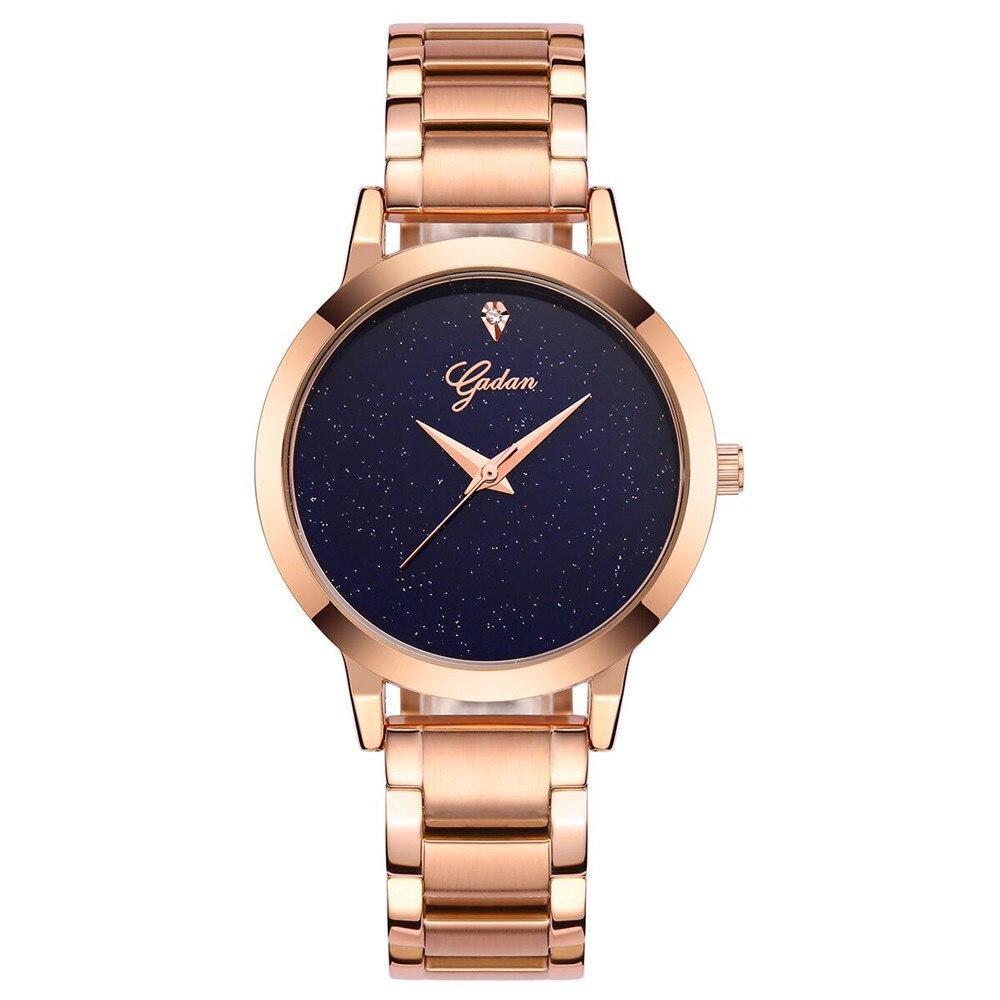 ФОТО YADAN - 8080G1, costly IPJ electroplating women's watch, precision waterproof, high-end brand wrist watch, quartz watch fashion