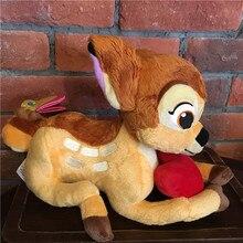 Original Cute Bambi Deer Animal Soft Stuffed Plush Toy Doll Birthday Gift Children Gift Collection