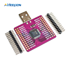 USB to Dual Channel UART FIFO SPI I2C IIC JTAG RS232 Module FT2232HL N9P6