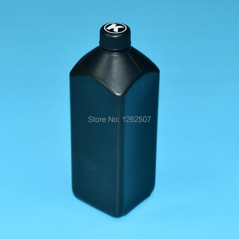 1000ML LED UV Rigid Couring Pringing Ink For <font><b>Epson</b></font> 1390 1400 R1390 1430 1410 Flat <font><b>bed</b></font> UV Printer LED UV ink