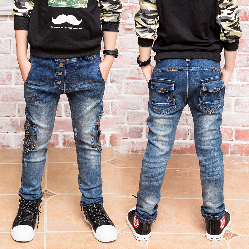 MELISSA BEMIDJI Poiste teksapüksid 3