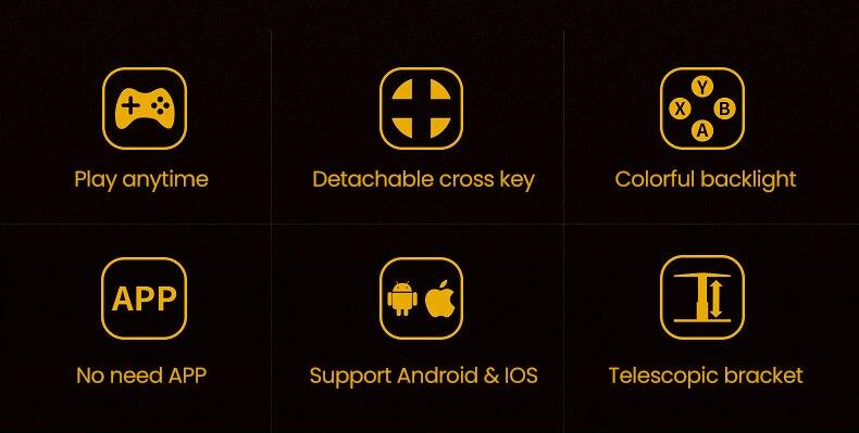 iPega 9118 Gamepad for iPhone (3)