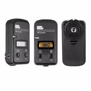 Image 5 - Беспроводной пульт дистанционного управления Pixel для Nikon Z7, Z6, D7500, D3300, D3200, D3100, D750, D610, D600, D90, Df, спуск затвора