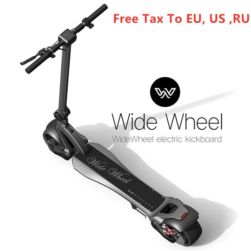 Elektro-scooter Roller 300 W Fix Geschwindigkeit Cruise Modus Ultra Licht Mobilität Elektrische Roller