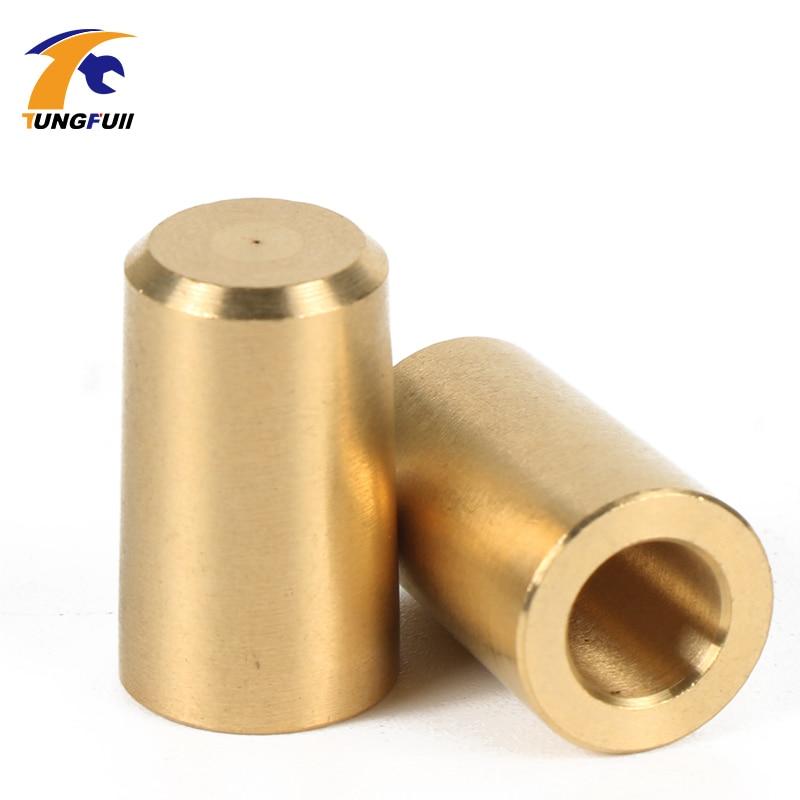 Tungfull B10 Drill Chuck Link Rod Drill Clamp Sleeve Copper Coupling B10 Coupler  Dremel Accessories Mini Drill Chucks Adapt
