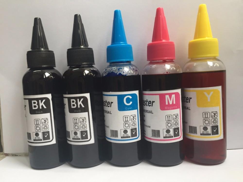 500ML PGI 550 CLI 551 Refill Ink For Canon Pixma IP7250 MG5450 MX925 MG5550 MG6450 MG5650