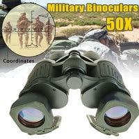 SGODDE 50x50 Tactical Binoculars Outdoor Night Vision Telescope HD Match Coordinates Low Light Level Hunting Telescope