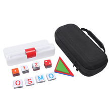 Travel Carrying Case Storage Bag for Osmo Genius Kit Portable Protective Cover Box For Osmo Gaming Series Kits Case Pouch