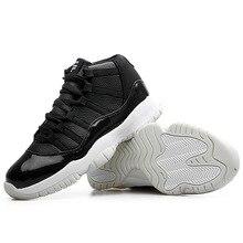 Новая весенняя обувь для бейсбола Мужская обувь высокие, чтобы помочь большой дьявол кроссовки черно-белые корейские туфли Мужская Студенческая обувь