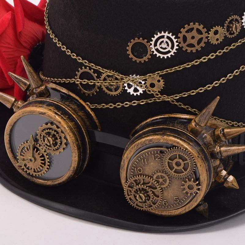 Steampunk Top Hat (3)
