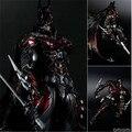 NUEVO Nuevo Marvel Película Hot PLAY ARTS PA La Red Batman Juguete de la Muñeca de PVC Figura de Acción Estatua 27 cm Modelo juguetes Venta Caliente