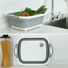 Складной дуршлаг, корзина для мытья фруктов и овощей, складная подставка на раковину, Высококачественная корзина для фруктов, новинка 528